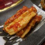麻布 韓日館 - 白菜キムチ