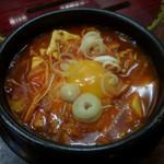 麻布 韓日館 - スンドーフチゲ