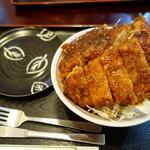 恵比須屋食堂 - (2016/9月)「恵比須カツ丼」