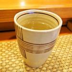 浜寿司 - 冷酒(田酒 吟醸)