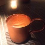 Bar Amber - バイマックルーのモスコミュール