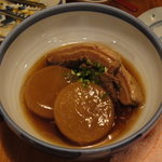5789505 - 豚バラ肉と大根の煮物