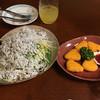 太海家 - 料理写真:シラスのサラダとカマンベールチーズのフライ