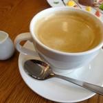 Brasserie Gent - コーヒー