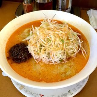 佐野家 - 料理写真:坦タン麺