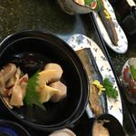 めん割烹なか川 - 相田みつをオススメ御膳 煮物