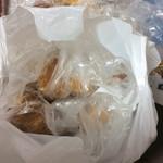 小さなパン屋さんクロリエ - お土産用に10個購入