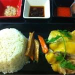 HOPESTAR 浦东机场店 - Hainanese Chicken Rice Set Meals(海南チキンライスセット)
