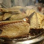 和灯 - 魚を焼く!