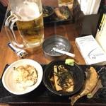 立喰酒場 金獅子 - 500円のハッピーアワーセット