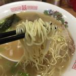 永楽 - 2016年10月24日  麺リフト