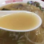 永楽 - 2016年10月24日  スープ