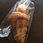 小さなパン屋さんクロリエ - お土産用にラッピング