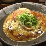 天下ご麺 - 黒トロ淡海麺