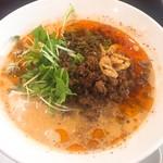 四川担担麺 阿吽 - 坦々麺(3辛)