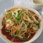 57898740 - カントリー                       麺1.5人前^_^