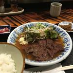 Ichinotani - くじらステーキ定食