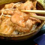 和食 うどんや - 豚丼