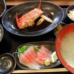 銀蔵 - 金目鯛定食