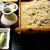 海老民 - 料理写真:『わさびせいろ(中伊豆直送 本わさび付)』¥900-