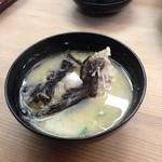 周 - オコゼの味噌汁