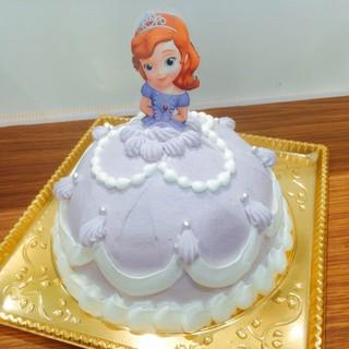 ドールケーキ始めました!プリンセスケーキ☆