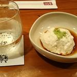 57907194 - 日本酒とお通し