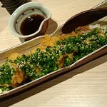 57907891 - 大山鶏のパリパリ天ぷら