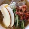 道の駅あさひまち リンゴの森 - 料理写真:(2016-10-24)  冷麺
