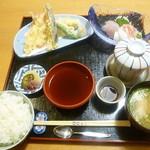 旬料 華勢 - 三品御膳 2016.10月
