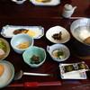 八勝園湯元館 - 料理写真:2016.10 朝ごはん