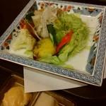 57909527 - 野菜蒸し