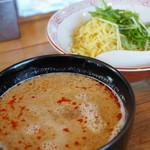 57909700 - 「白虎」¥750                       基本のつけ担々麺