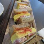 グランジュール - オムレツサンドイッチ