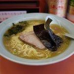 らーめんしょっぷ - 料理写真:ラーメン、¥500