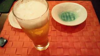 くうかい - 生ビール