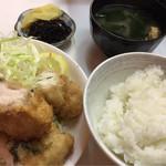 季節料理 西田 - 2016/10