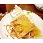 伊豆高原ケニーズハウスカフェ - キャラメルシナモンアップル