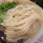 フクフク - 麺(カタメ)