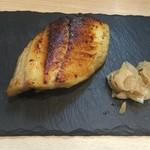 炭焼割烹 ふくろう - 料理写真:銀鱈の西京焼き