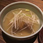 べこ政宗 - テールスープ
