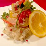 トレド - サバと野菜のエスカベッシュ