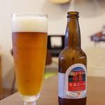 八天堂 カフェリエ - 宮島ビール