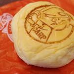 八天堂 カフェリエ - 料理写真:カープモデル(笑)