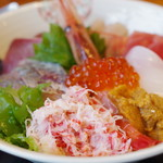 峰 - 海鮮丼