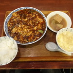 57918406 - 四川麻婆豆腐定食