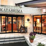 カタシマ - 店構え (・∀・)