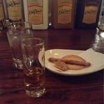 BEEP - ギンビスとお酒