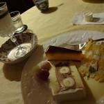 ドゥオーモカフェ - 料理写真:2016.10