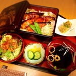 和食ひろば - 金目鯛の照り重膳